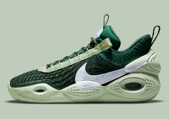 The Nike Cosmic Unity Is Releasing In A Lush Green
