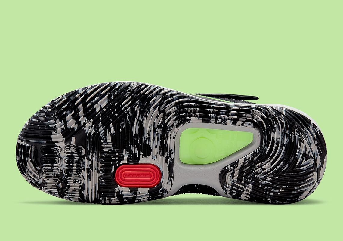 Nike KD 14 Black Volt CW3935 005 3