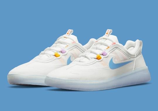 Icy Soles Make Their Way Onto The Nike SB Nyjah Free 2