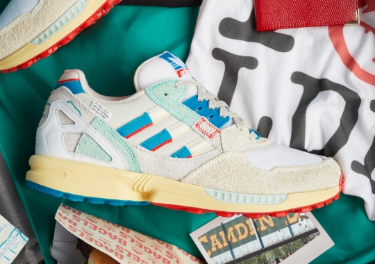 """Offspring And adidas Revisit 2019's """"LDN To LA"""" Pack With ZX 9000"""