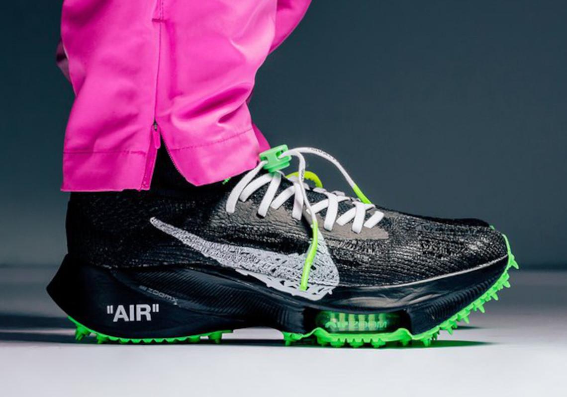 Off-White Nike Zoom Tempo NEXT% Scream Green CV0697-001 ...