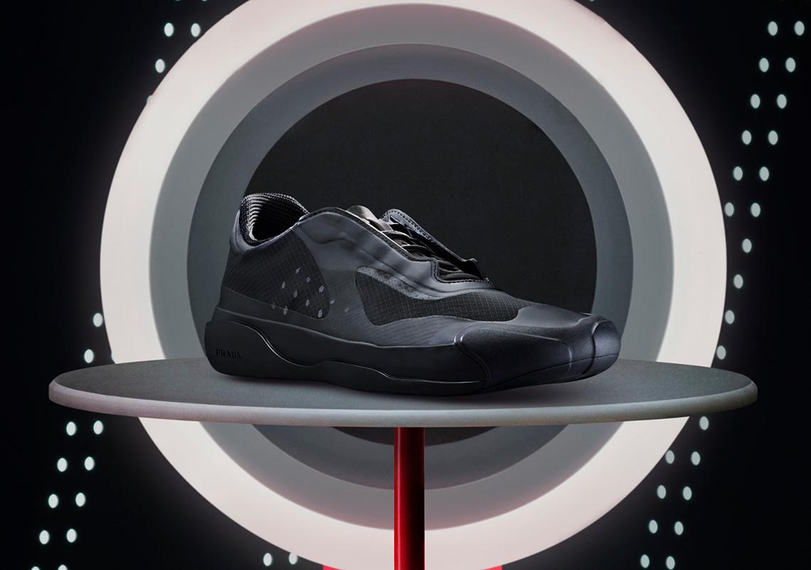 Prada adidas Luna Rossa Black G57868 1