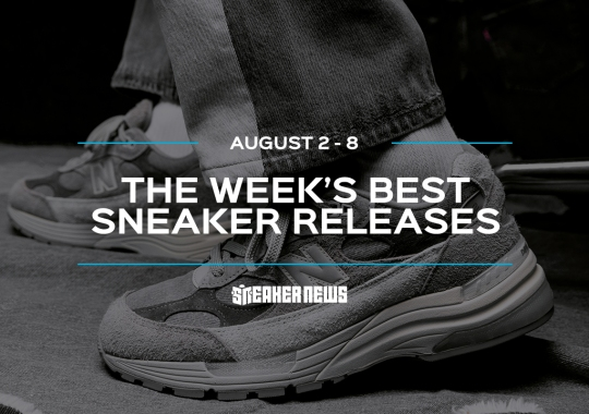 """The Yeezy Foam Runner """"Ochre"""" And Levi's x New Balance 992 Lead This Week's Best Releases"""