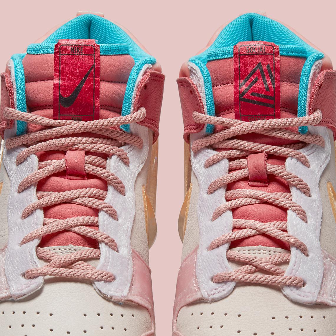 Social Status Nike Dunk Mid DJ1173 600 10
