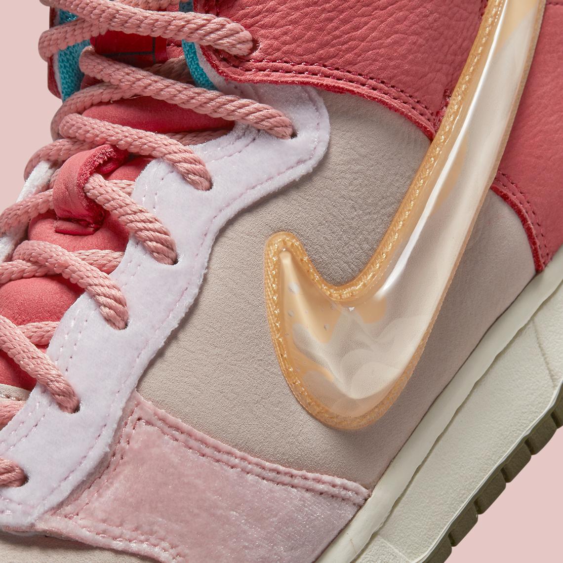 Social Status Nike Dunk Mid DJ1173 600 11