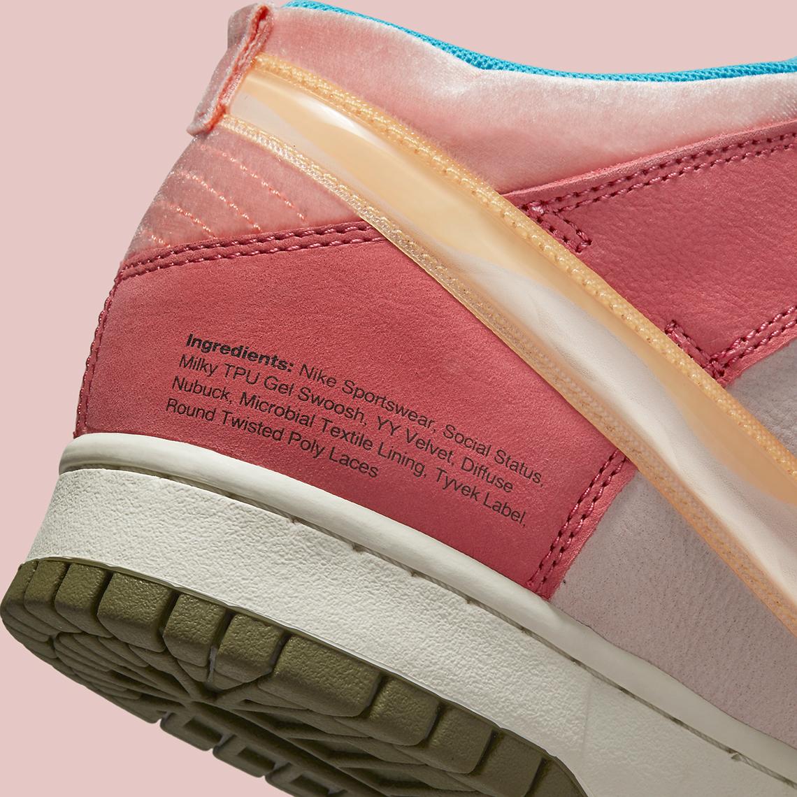 Social Status Nike Dunk Mid DJ1173 600 12