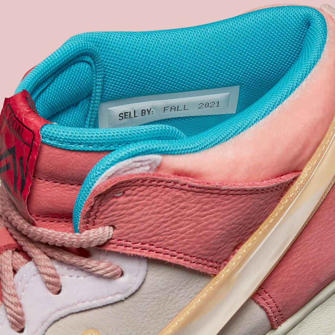 Social Status Nike Dunk Mid DJ1173 600 13