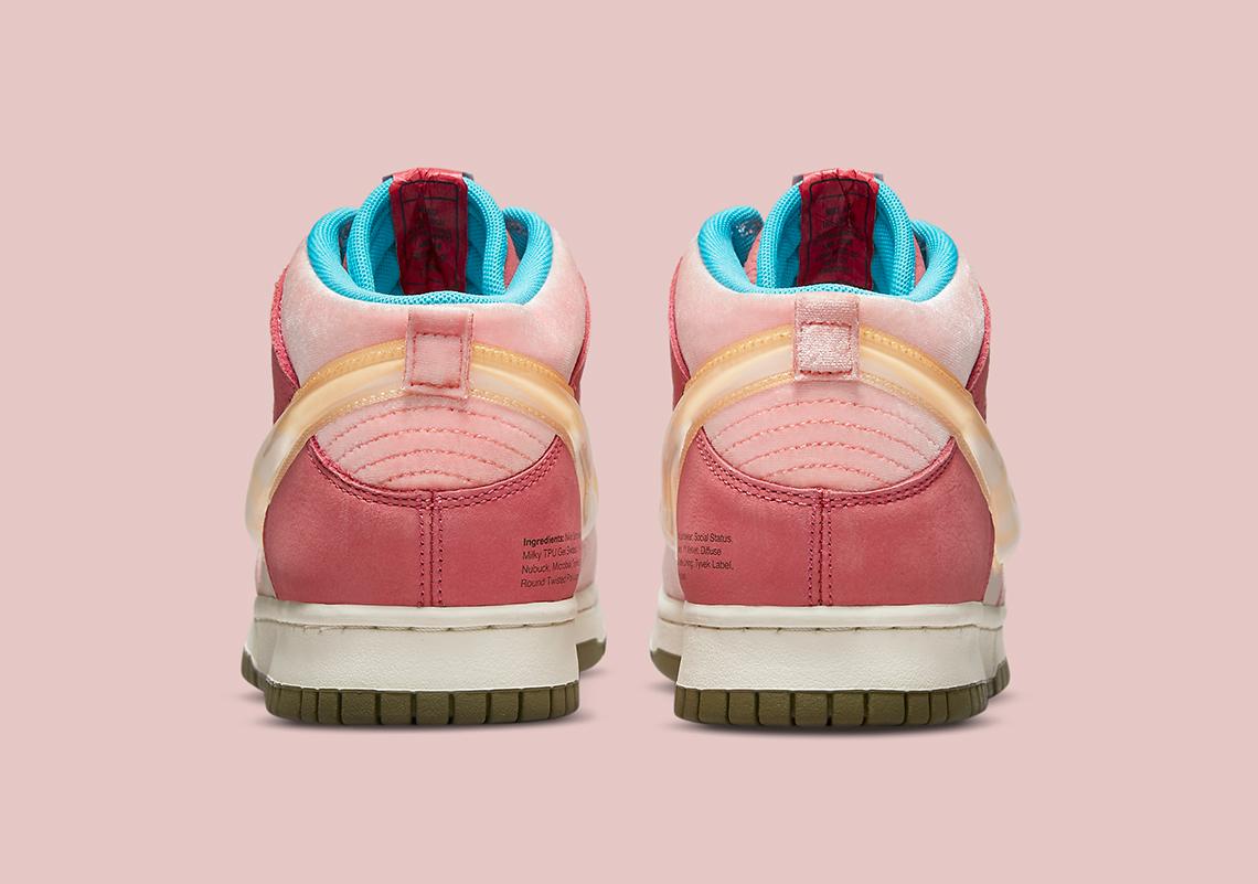 Social Status Nike Dunk Mid DJ1173 600 7
