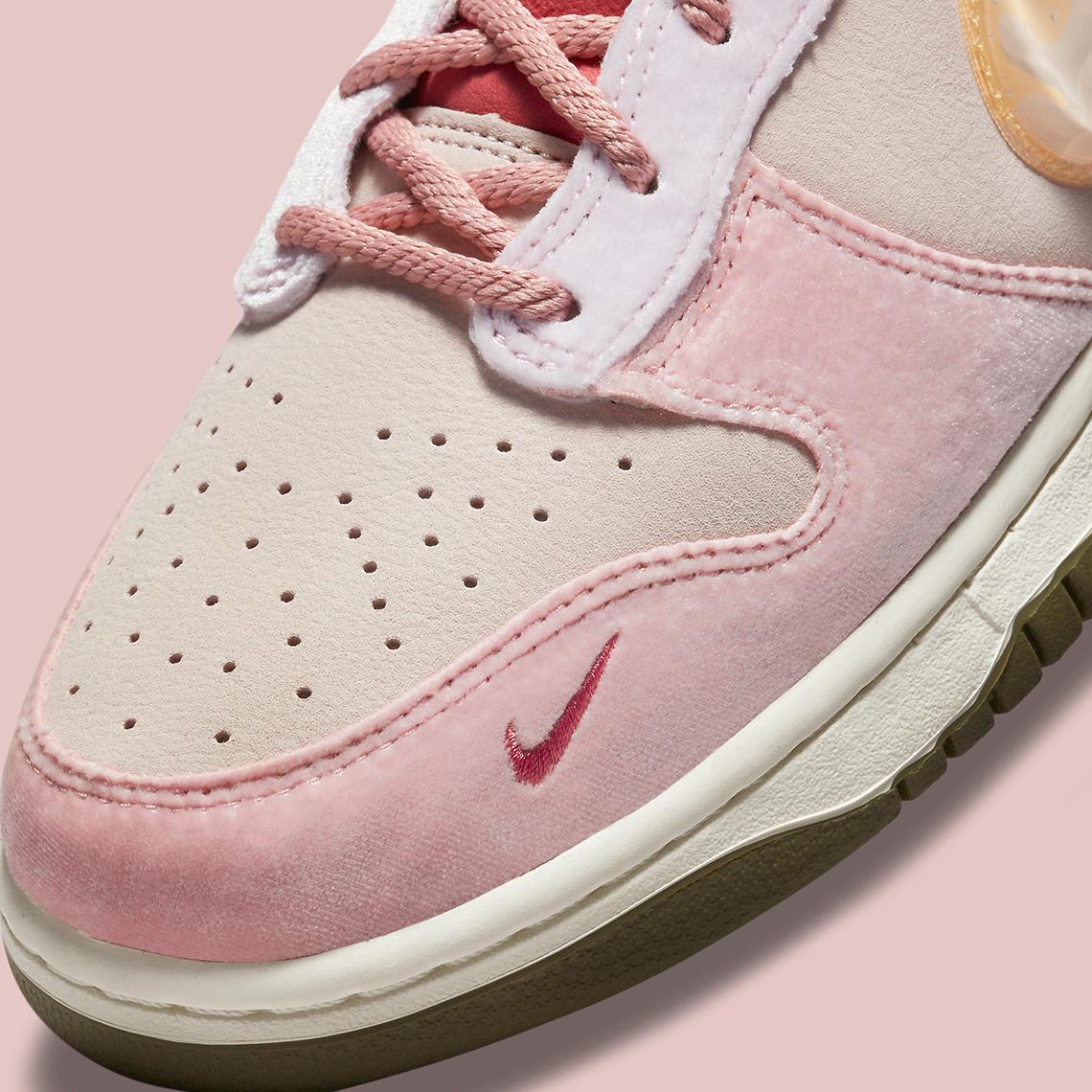 Social Status Nike Dunk Mid DJ1173 600 9