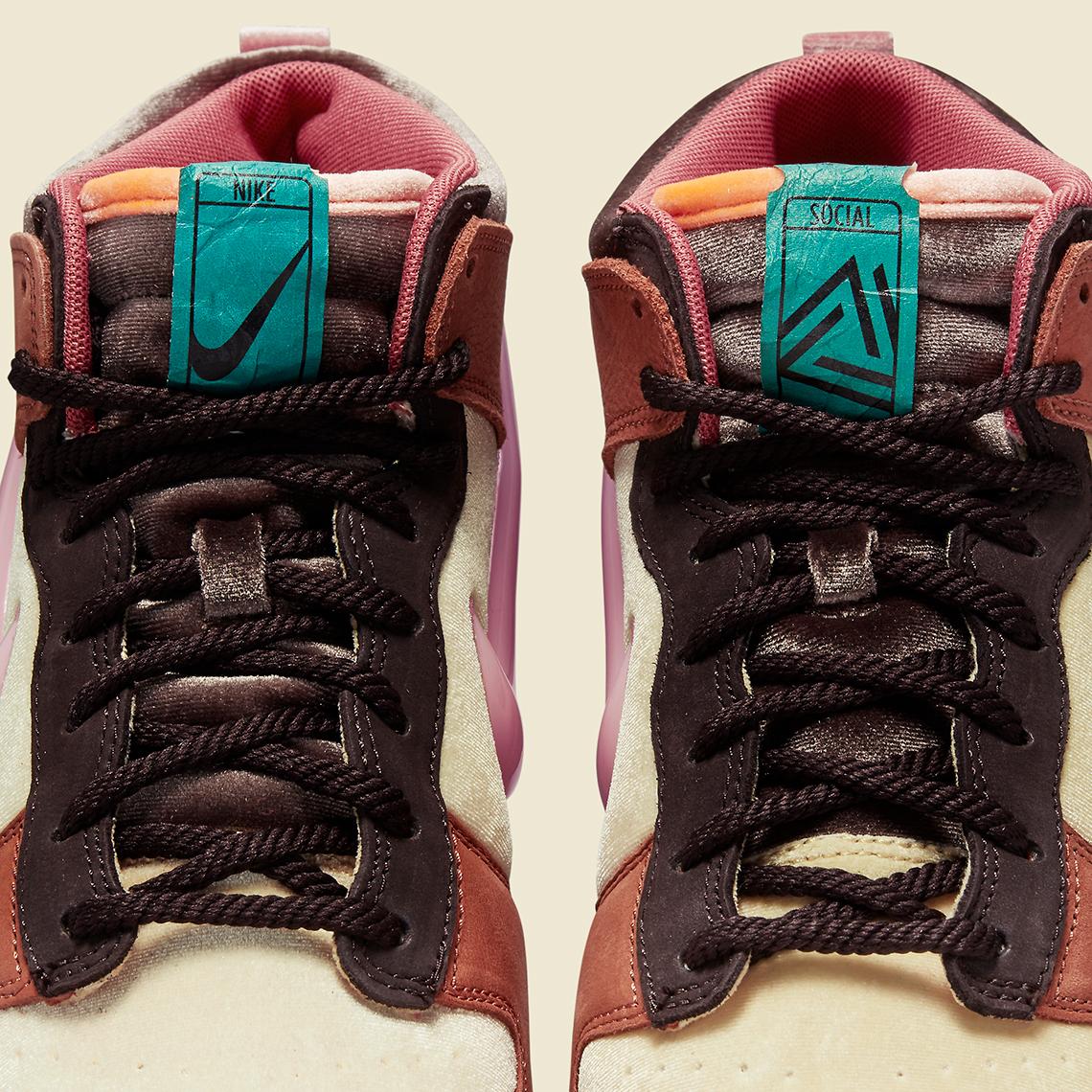 Social Status Nike Dunk Mid DJ1173 700 10