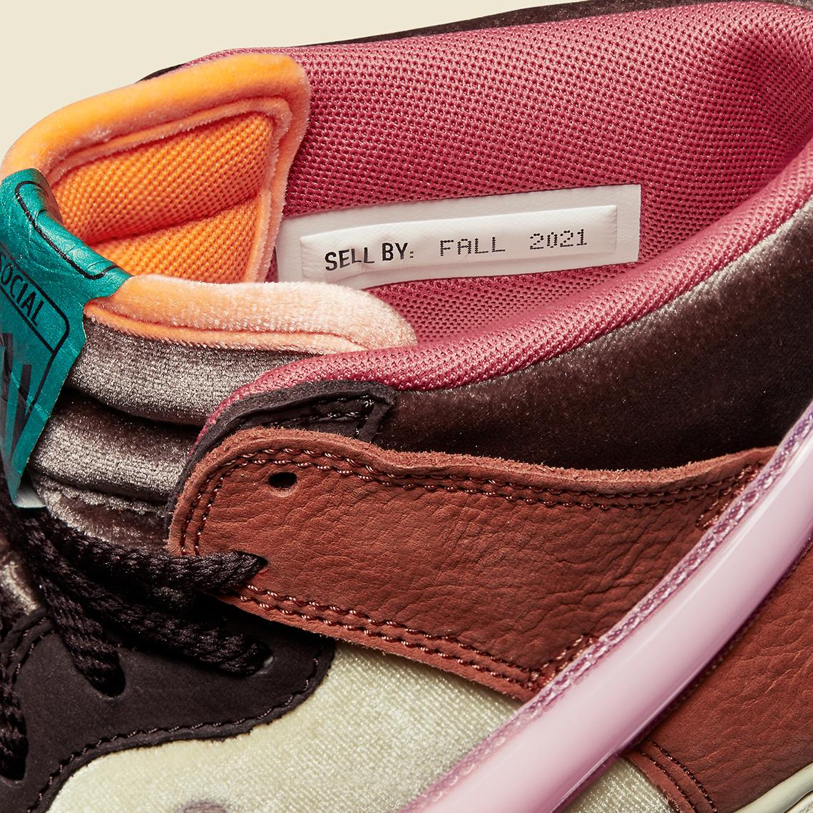 Social Status Nike Dunk Mid DJ1173 700 13