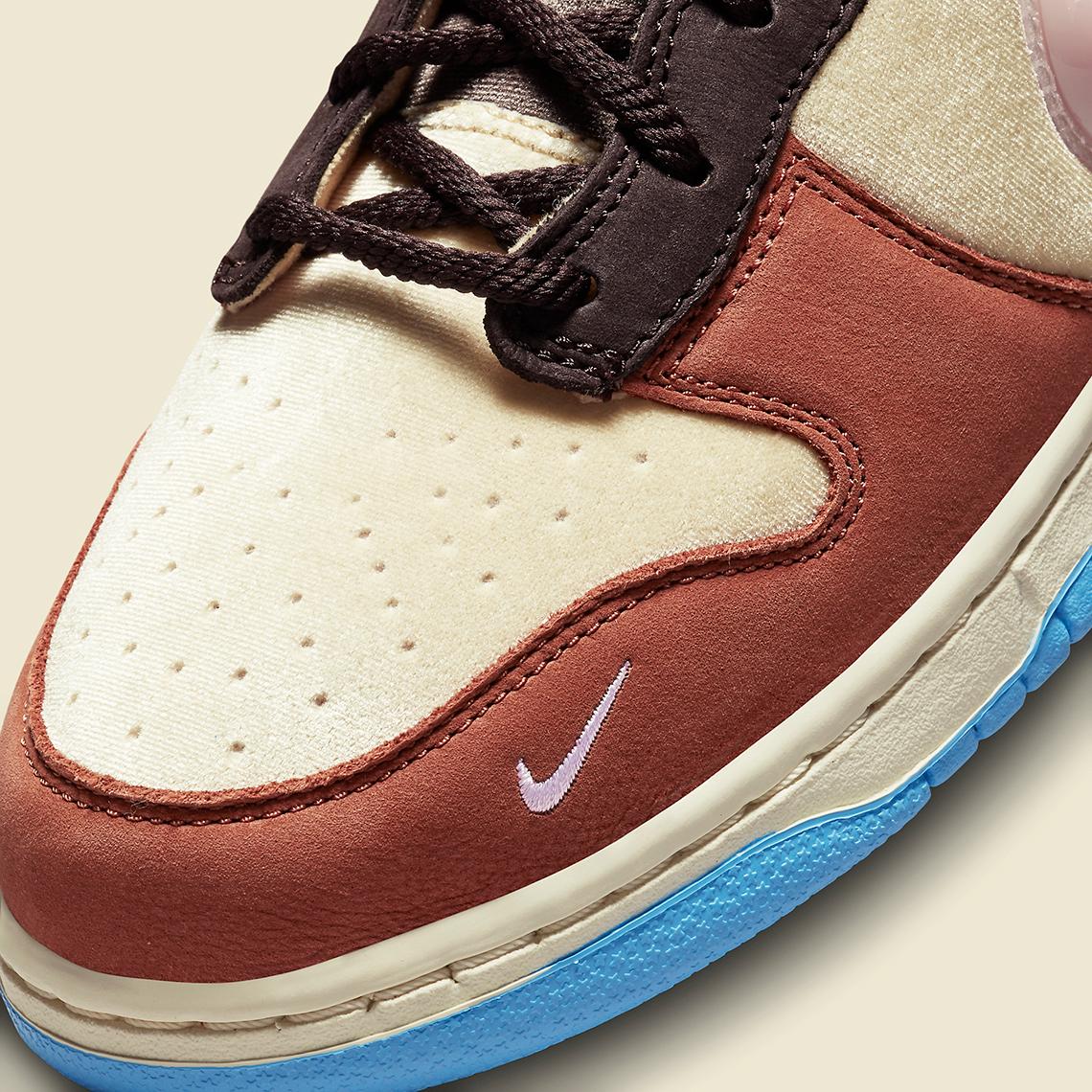 Social Status Nike Dunk Mid DJ1173 700 8