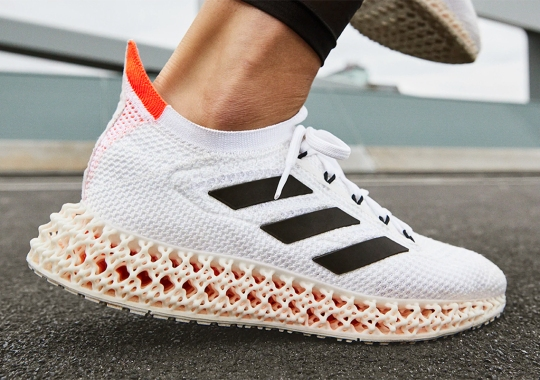 """The adidas 4DFWD """"Tokyo"""" To Launch On July 3rd"""