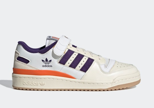 Classic Phoenix Suns Colors Take Over The Next adidas Forum '84 Low