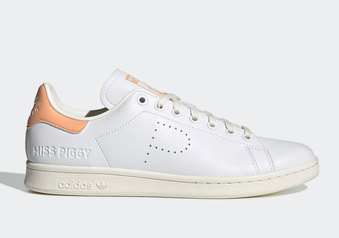 Kermit And Miss Piggy Reunite On The adidas Stan Smith
