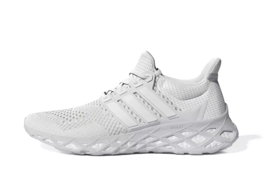 """The adidas UltraBOOST DNA Web Is Arriving In """"Triple Grey"""""""