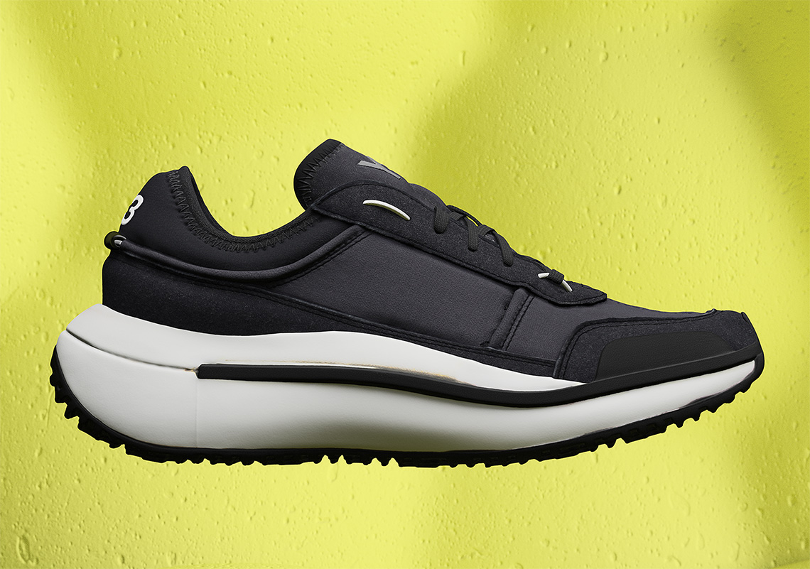 adidas Y-3 Keeps It Casual With The AJATU RUN And QISAN COZY
