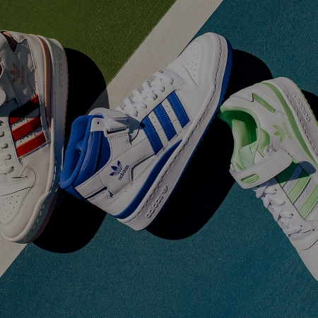 The adidas Forum: The Perfect Intersection Of Sport And Lifestyle