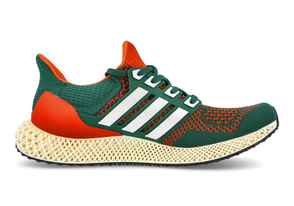 adidas ultra 4d miami Q46439 release date 2