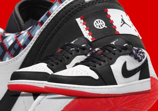 Official Images Of The Quai 54 x Air Jordan 1 Low