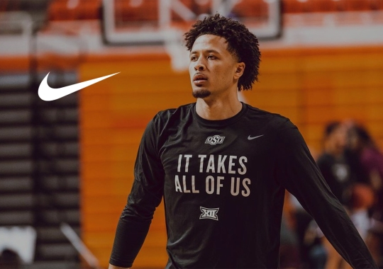 Cade Cunningham Signs With Nike
