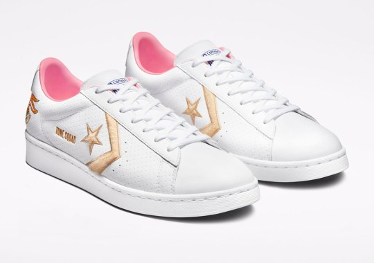 Lola Bunny Gets Her Own Converse Pro Leather Low