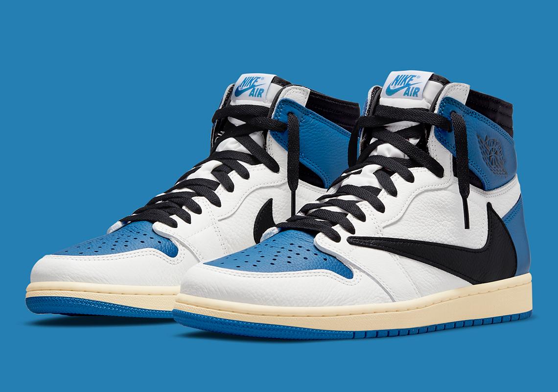 Where To Buy fragment Travis Scott Air Jordan 1 | SneakerNews.com