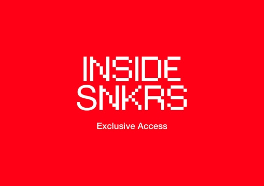 Nike SNKRS Offers Tips On Gaining Exclusive Access