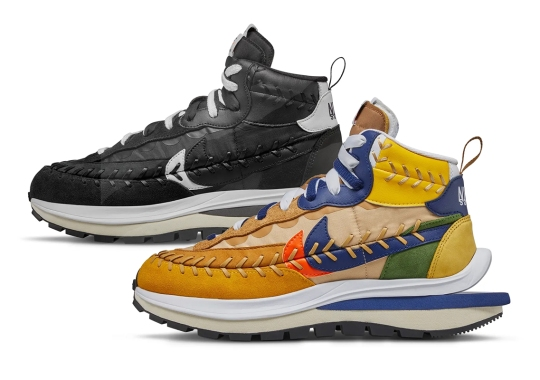 Jean Paul Gaultier Launches Early Pre-order For sacai x Nike LDVaporWaffle Collaboration