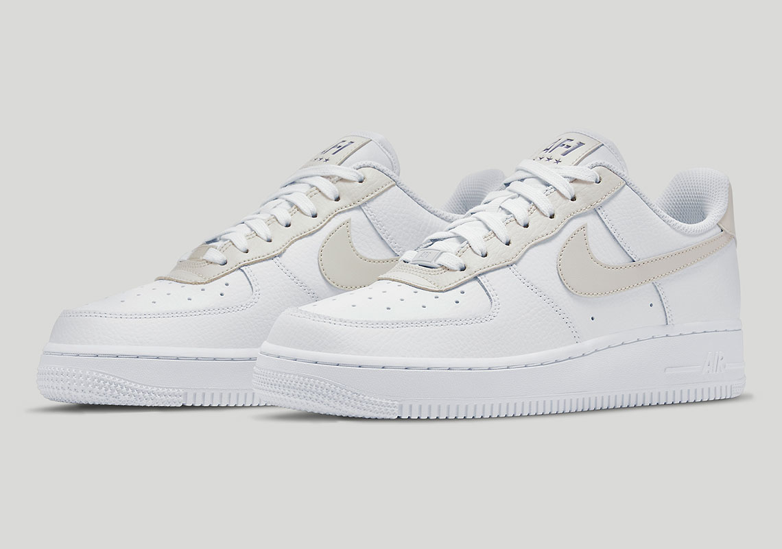 Nike Air Force 1 WMNS Light Bone 315115-168 | SneakerNews.com