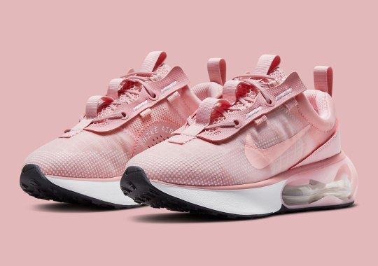 A Polished Pink Nike Air Max 2021 Is Coming Soon