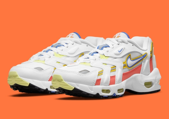 The Nike Air Max 96 II Holds Brings The Pastels Into Summer