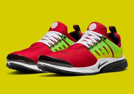 A Tropical Mix of Colors Takes The Nike Air Presto On Summer Vacation