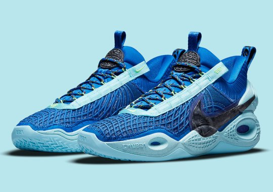 This Nike Cosmic Unity Is Inspired By Earth's Oceans