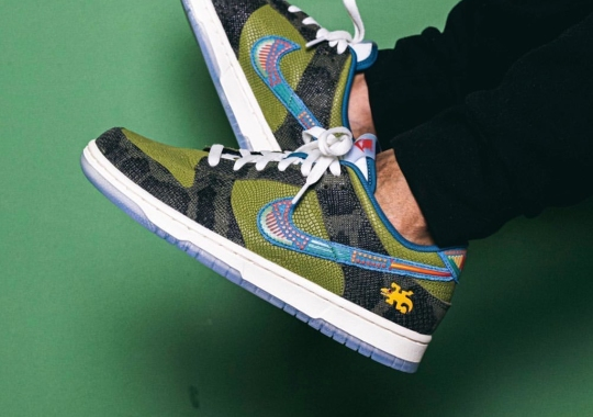 """The Nike Dunk Low """"SiEMPRE Familia"""" Appears Ahead Of Day Of The Dead Celebration"""
