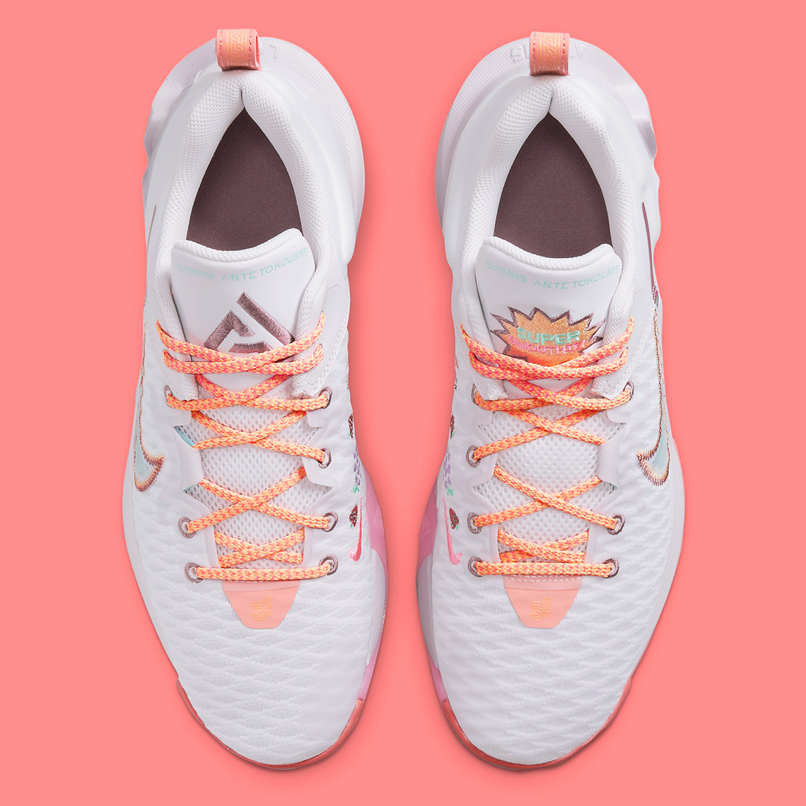 nike giannis immortality force field venice crimson bliss melon tint light mulberry DH4470 500 8