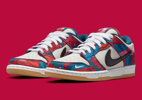 Parra x Nike SB Dunk Low Releases On July 31st