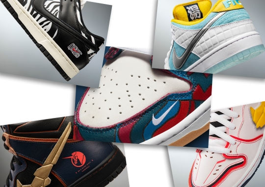 Collaborations Reign Supreme As Nike SB Gears Up For Tokyo Games