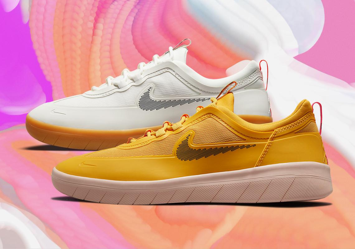 Nike SB Nyjah 2 Rawdacious CU9220-101 CU9220-700   SneakerNews.com