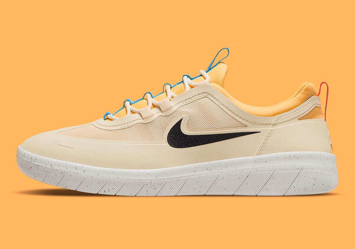 Nike SB Nyjah Free 2 BV2078-200 | SneakerNews.com