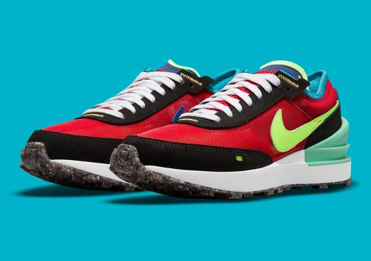 """The Nike Waffle One """"Exeter Edition"""" Embraces Genius Craftsmanship And Sustainable Materials"""