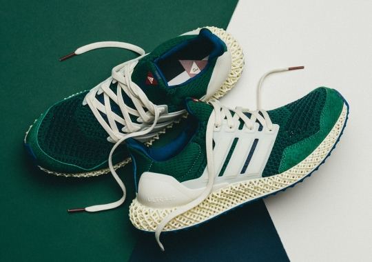 Packer x adidas Consortium Ultra 4D 2.0 Releases On July 16th