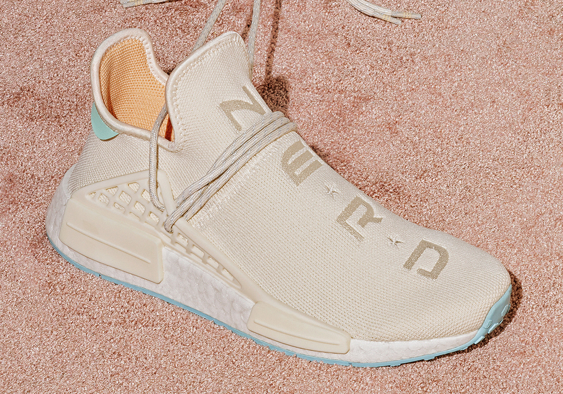 N.E.R.D. adidas NMD Hu In Search Of...GW0246 | SneakerNews.com