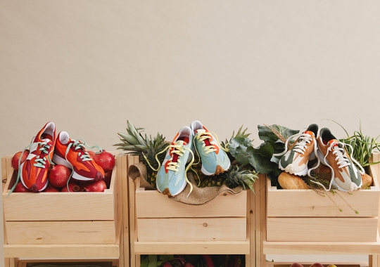 Todd Snyder Reminisces On Farmers Market Strolls With Latest New Balance 327 Collection