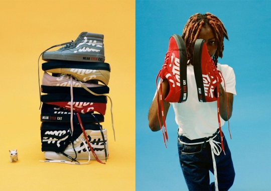 """PATTA And Vans Revisit """"Mean Eyed Cat"""" Theme With Massive Seven-Shoe Collaboration"""