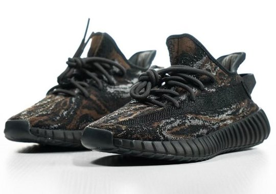 """Closer Look At The adidas YEEZY BOOST 350 V2 """"MX Rock"""""""