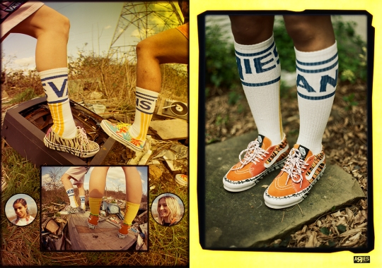 ARIES Highlights Founder Sofia Prantera's Love For Rave Culture With Vault By Vans Collaboration