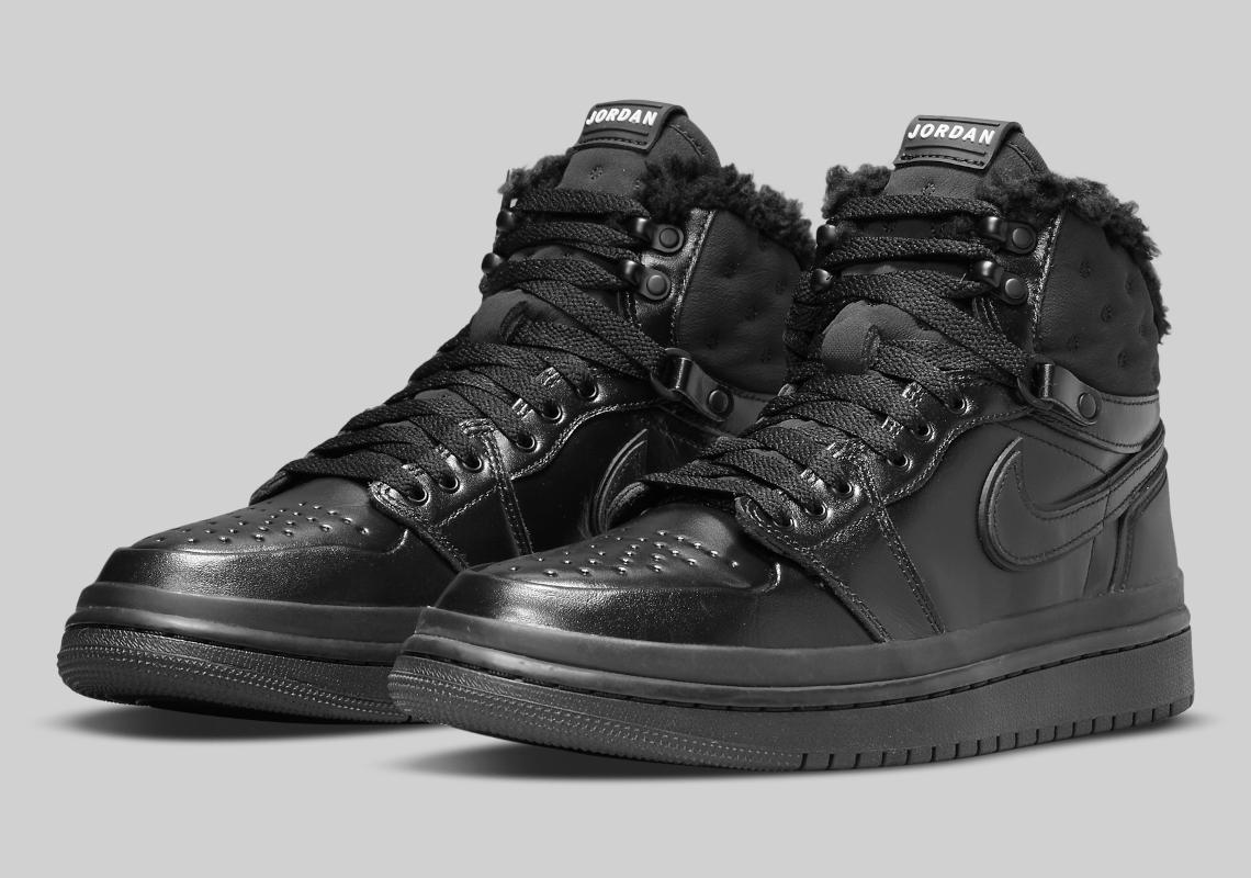 Air Jordan 1 Acclimate Black DC7723-001 Release   SneakerNews.com