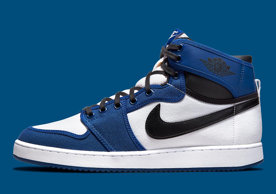 Air Jordan 1 KO Storm Blue DO5047-401   SneakerNews.com