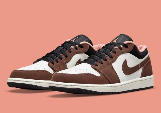 Travis Scott's Influence Appears On This Brown Air Jordan 1 Low